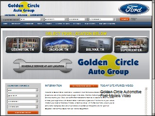Golden Circle Ford >> Golden Circle Ford Lincoln 1432 Us Highway 45 Byp Jackson
